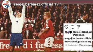 Barbarez se prisjetio reprezentacije, pa se pojavio komentar na koji nije ostao imun