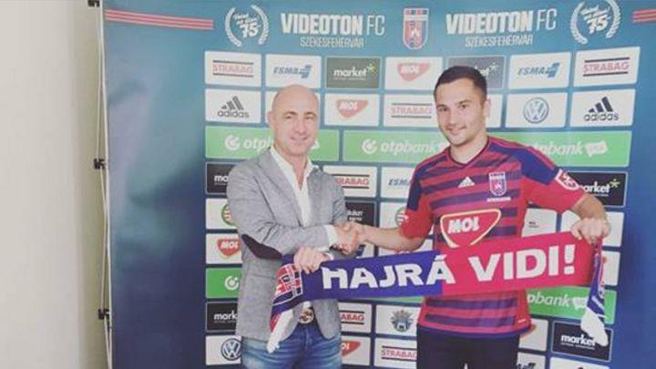 Zvanično: Anel Hadžić potpisao za Videoton