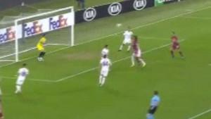 Roma zabila gol Cluju već u prvoj minuti