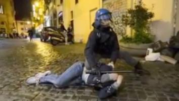 Huligani Feyenoorda divljali u Rimu, 10 uhapšenih