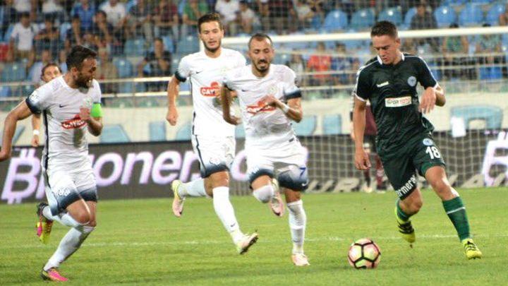 Konyaspor remizirao, sva tri bh. igrača bila u prvoj postavi