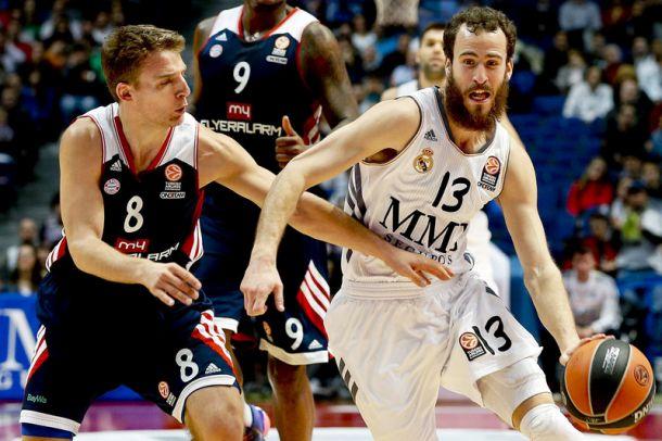 Sergio Rodríguez MVP Eurolige