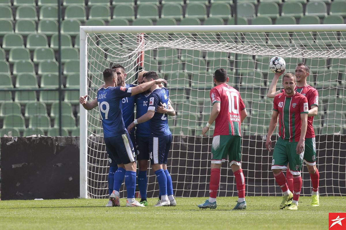 Sjajan meč na Koševu, Olimpik protiv Tuzla Cityja stigao do još jednog važnog boda