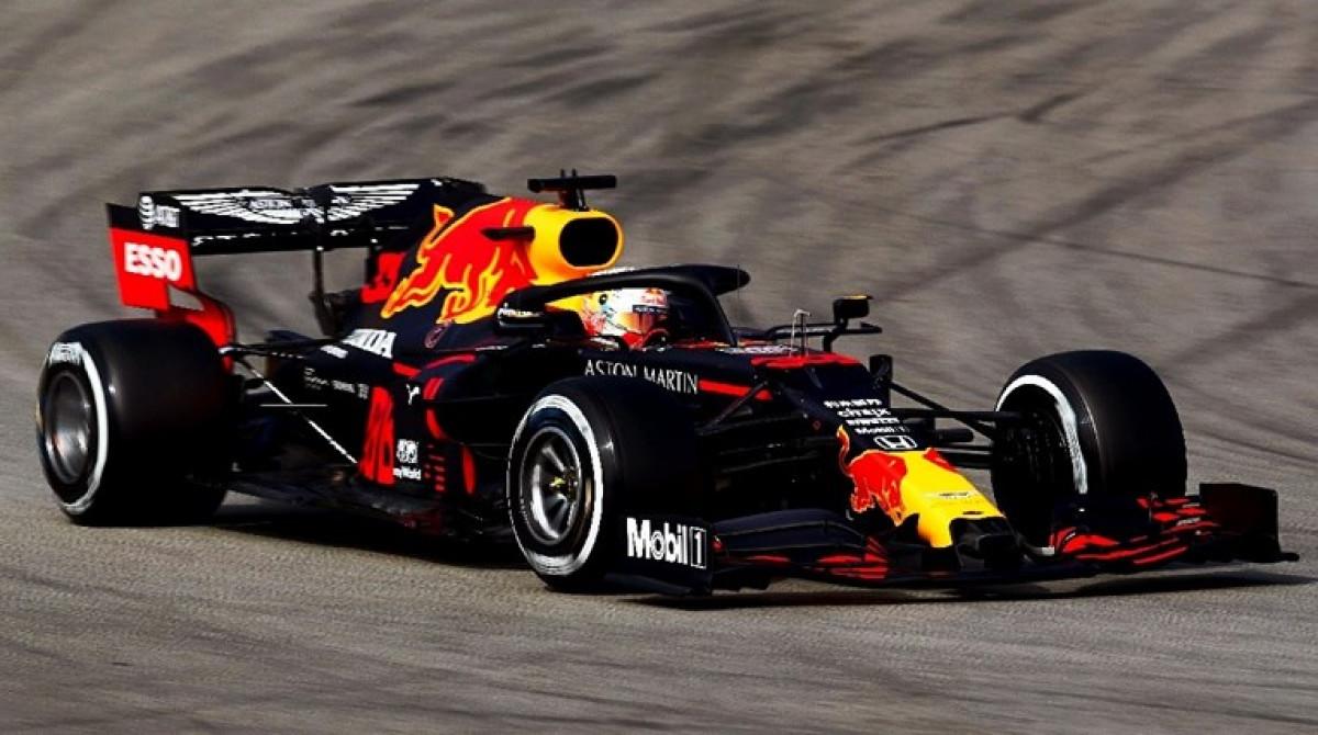 Verstappen najbrži na drugom treningu u Austriji