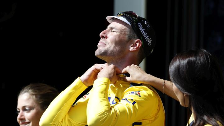 Cavendishu prva etapa, Contador pao
