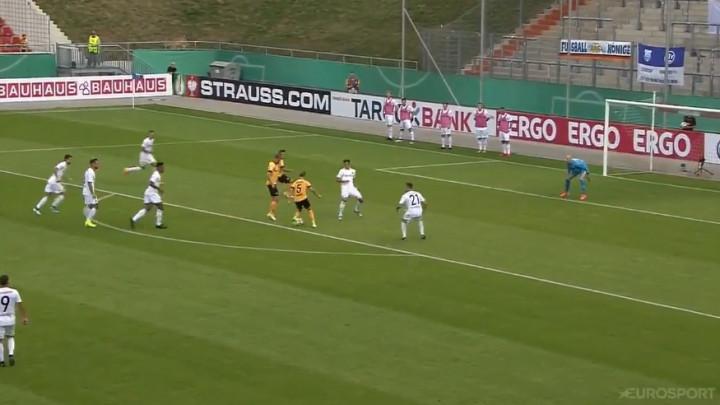 DFB Pokal: Burnić pogodio u pobjedi Dresdena, dva veća iznenađenja već u 1. kolu
