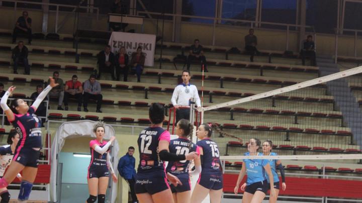 SOK Mostar sigurnom igrom savladao OK Maglić