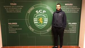 Golman iz 1. lige RS na probi u portugalskom Sportingu