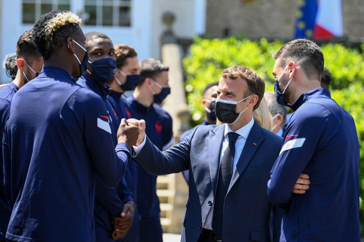 Predsjednik Francuske o Benzemi i raznolikosti u timu: Bez obzira na ime, oni predstavljaju sve nas