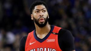 Pelicansi traže opciju s NBA ligom da Anthony Davis ne nastupa za njih do kraja sezone