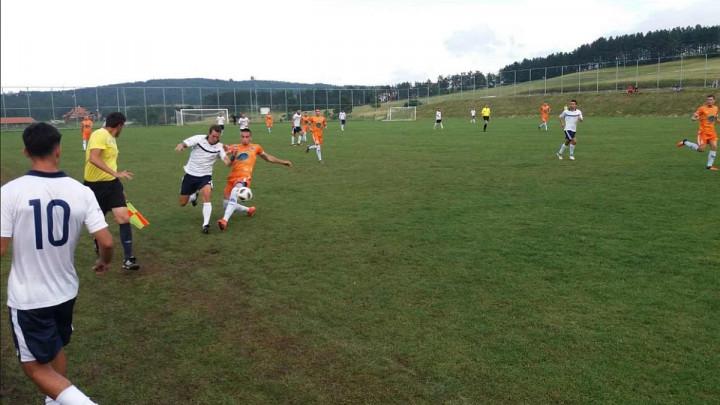 Krupa bolja od ekipe Sindikata profesionalnih fudbalera Crne Gore