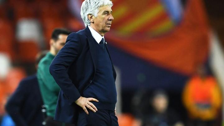 Atalanta u velikim problemima pred utakmicu sa Laziom
