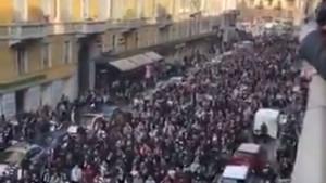 Ovakvu invaziju Milano ne pamti: 15.000 navijača hrli ka Meazzi!