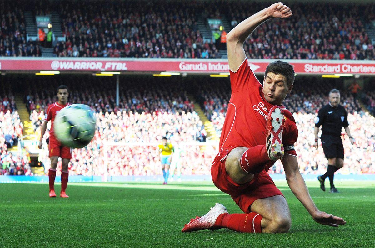 """Važio je za žestokog momka dok ga Gerrard nije utišao: """"Nikad nisam vidio tako nešto"""""""