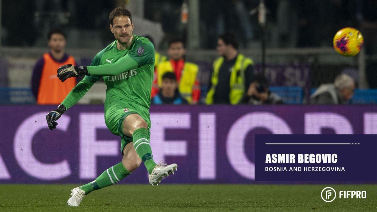 Asmir Begović novi član FIFPRO Globalnog savjeta igrača na prijedlog SPFBiH