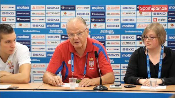 Ljuti Ivković: Izgubili smo još u prvoj četvrtini