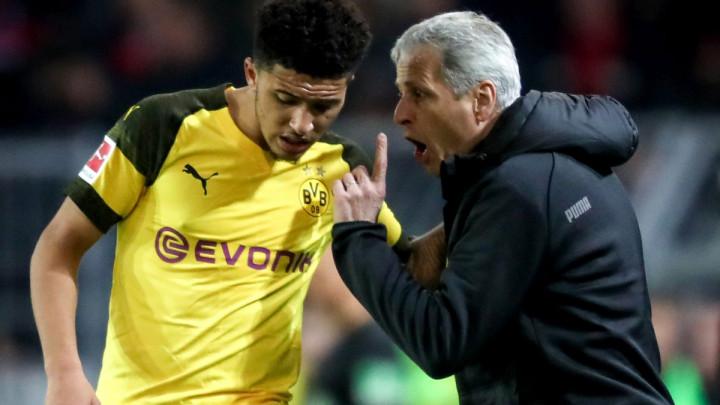 Sancho ponovo u ekipi nakon suspenzije: Ne želimo pričati o tome, bio je pomalo ljut...