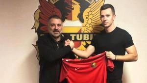 Dejan Čabraja potpisao za belgijski AFC Tubize