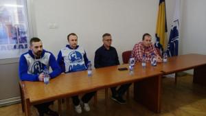 Bradarić: Uz ispunjenu dvoranu pobjeda protiv RK Derventa neće doći u pitanje
