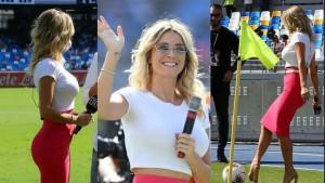 Diletta Leotta razočarala fanove: Nećemo je još dugo gledati na stadionima jer ima druge planove