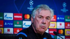Ancelotti se oglasio na Twitteru nakon što je dobio otkaz u Napoliju