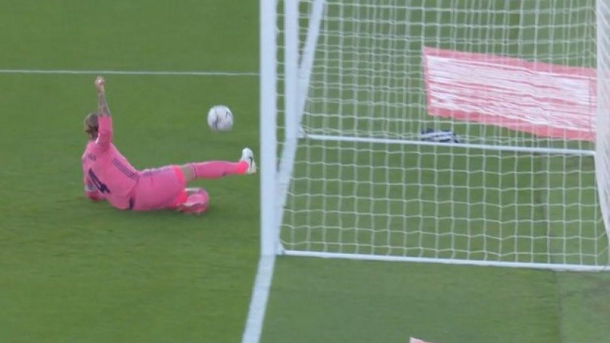Ramos pokazao veliku hrabrost, Zidane ga ostavio u svlačionici na poluvremenu!
