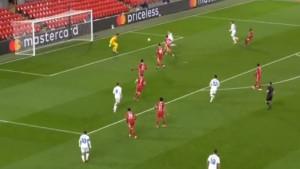 Hladan tuš na Anfieldu: Atalanta za tri minute zabila dva gola