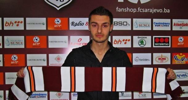 Huseinbašić potpisao za Sarajevo