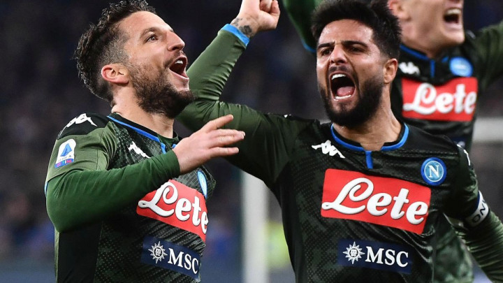 Igrač Intera pronašao Mertensu stan u Milanu