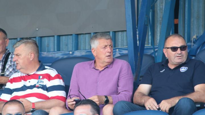 Husref Musemić na Grbavici