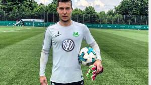 Golman koji je trenirao s Wolfsburgom dolazi u Radnik