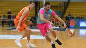 Edin Atić odigrao utakmicu sezone protiv Cedevite
