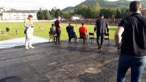 I pored suspenzije: Ibro Rahimić je našao način da prati Velež u Visokom