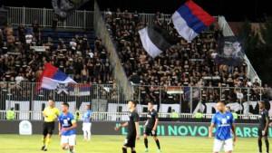 Žestoka kazna za Novi Pazar zbog meča sa Partizanom!