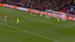 Villareal poveo na Old Traffordu