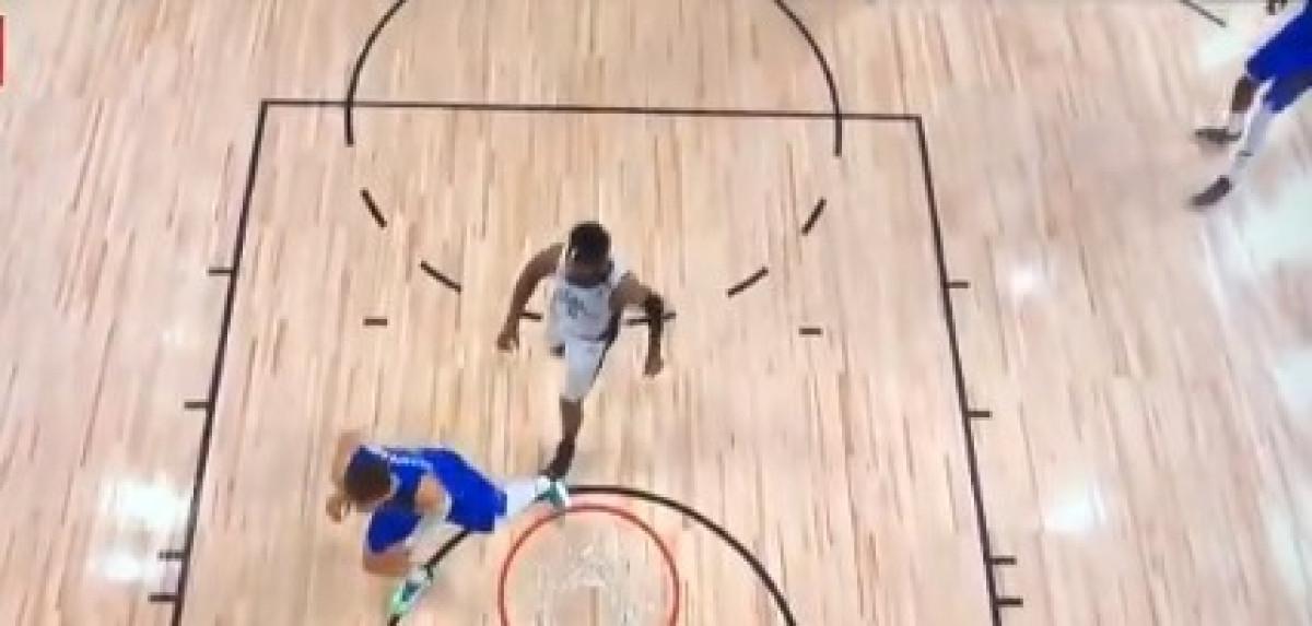Prljava igra Clippersa protiv Dončića: Gaženje po povrijeđenom zglobu i mnogi tvrde da je namjerno