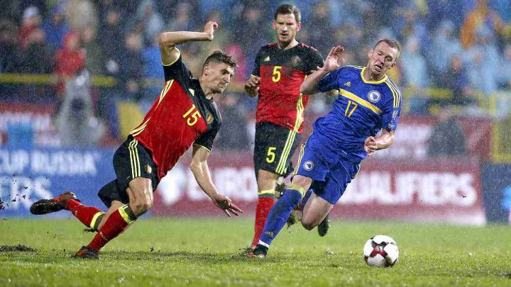 FIFA rang lista: BiH nazadovala za tri mjesta