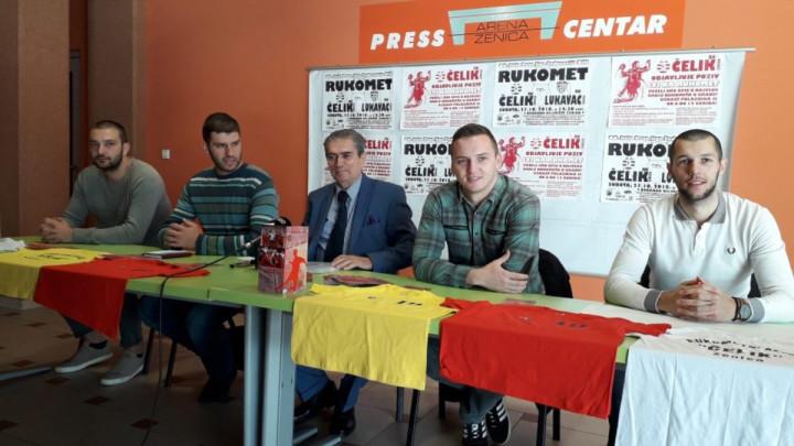 RK Čelik obezbjedio premije za igrače za utakmicu protiv RK Sloboda