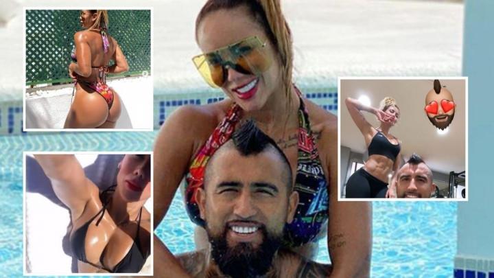 Vidal objavio fotografiju iz teretane, ali su svi poludjeli kada su vidjeli njegovu djevojku