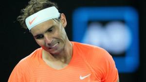 Bolovi u leđima Nadala spriječili da nastupi u Rotterdamu