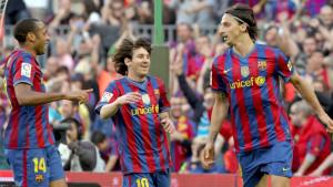 Messi poslao SMS poruku Guardioli samo nekoliko minuta nakon što je Ibrahimović potpisao za Barcu