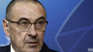 Maurizio Sarri više nije trener Juventusa!