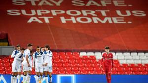 Razigrani dečki iz Bergama plesali na Anfieldu, prvi osvajač Lige prvaka ispisao crnu historiju