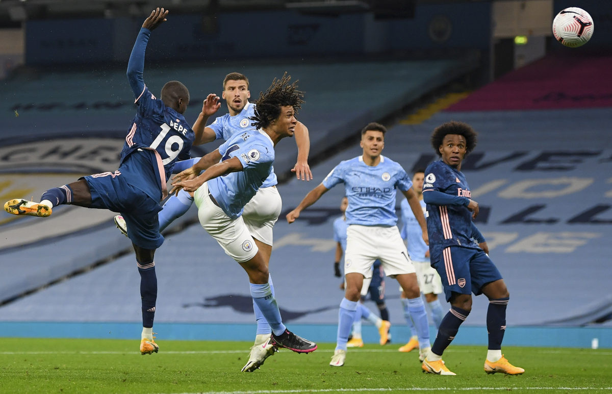 Sterlingov gol Cityju dovoljan za pobjedu protiv Arsenala