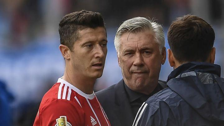 Lewandowski za probleme Bayerna i dalje krivi Ancelottija