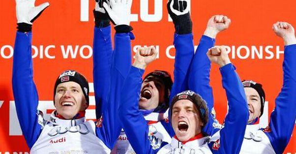 Norvežani svjetski prvaci u ekipnoj konkurenciji