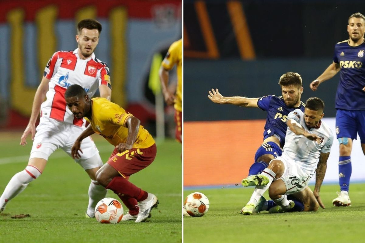West Ham iskoristio očajne greške Dinama, Braga pala na Marakani