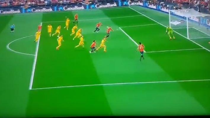 Španci u šoku jer im je poništen očito regularan pogodak