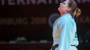 Larisi Cerić srebro na EP-u u judou