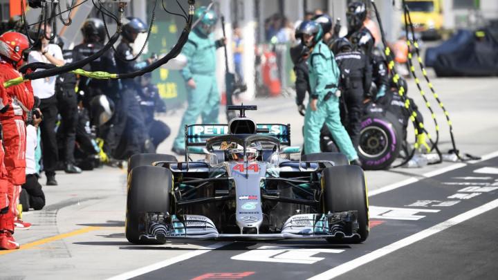 Hamilton slavio u Mađarskoj, Vettel drugi, Raikkonen treći